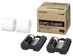 Sony 2UPCC48PF - 4'' x 8'' Color Print Pack for UPXC1 & UPCR10L