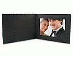 Black Vertical 7x5 Pro Photo Mount , pack of 100