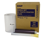 IDW500 Photo Printer Media - 4 x 6