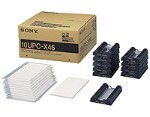 Sony 10UPC-X46 Color Print Pack  for Sony  UPXC300, UPDX100