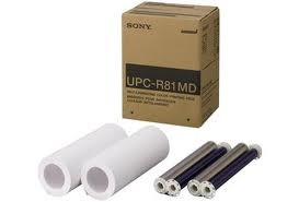 Sony UPCR81MD Self-laminating Color for UPDR80MD