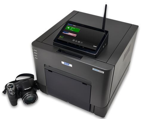 IDW500 Passport & ID Photo Solution System